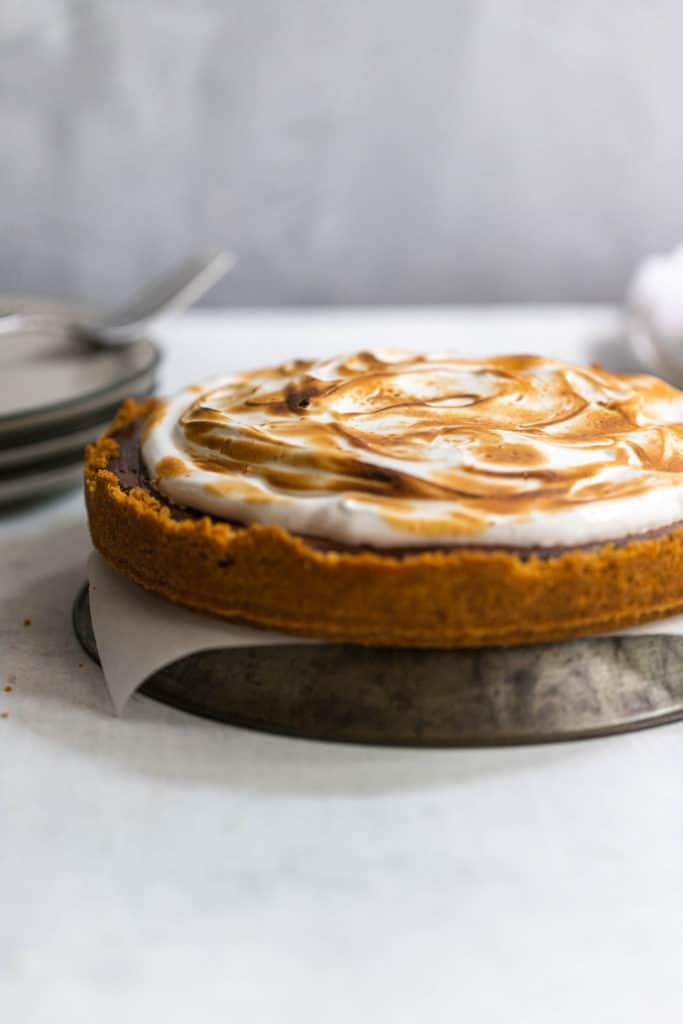 Lenox Bakery-S'mores Tart