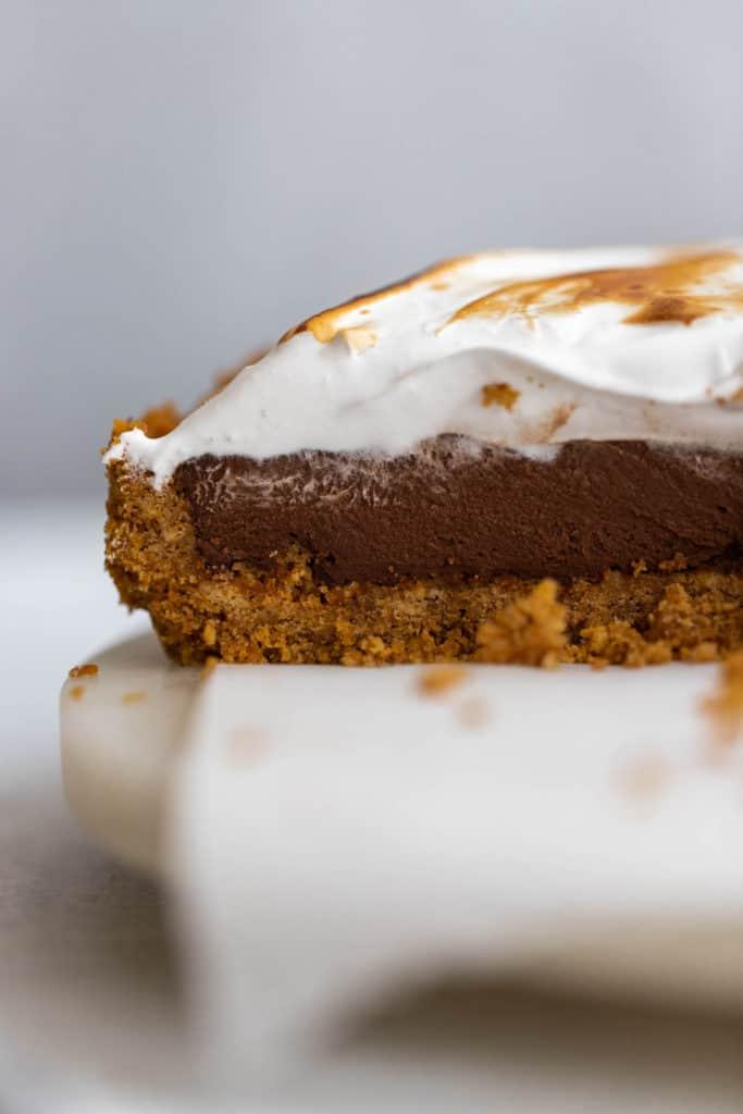 Lenox Bakery- S'mores Tart
