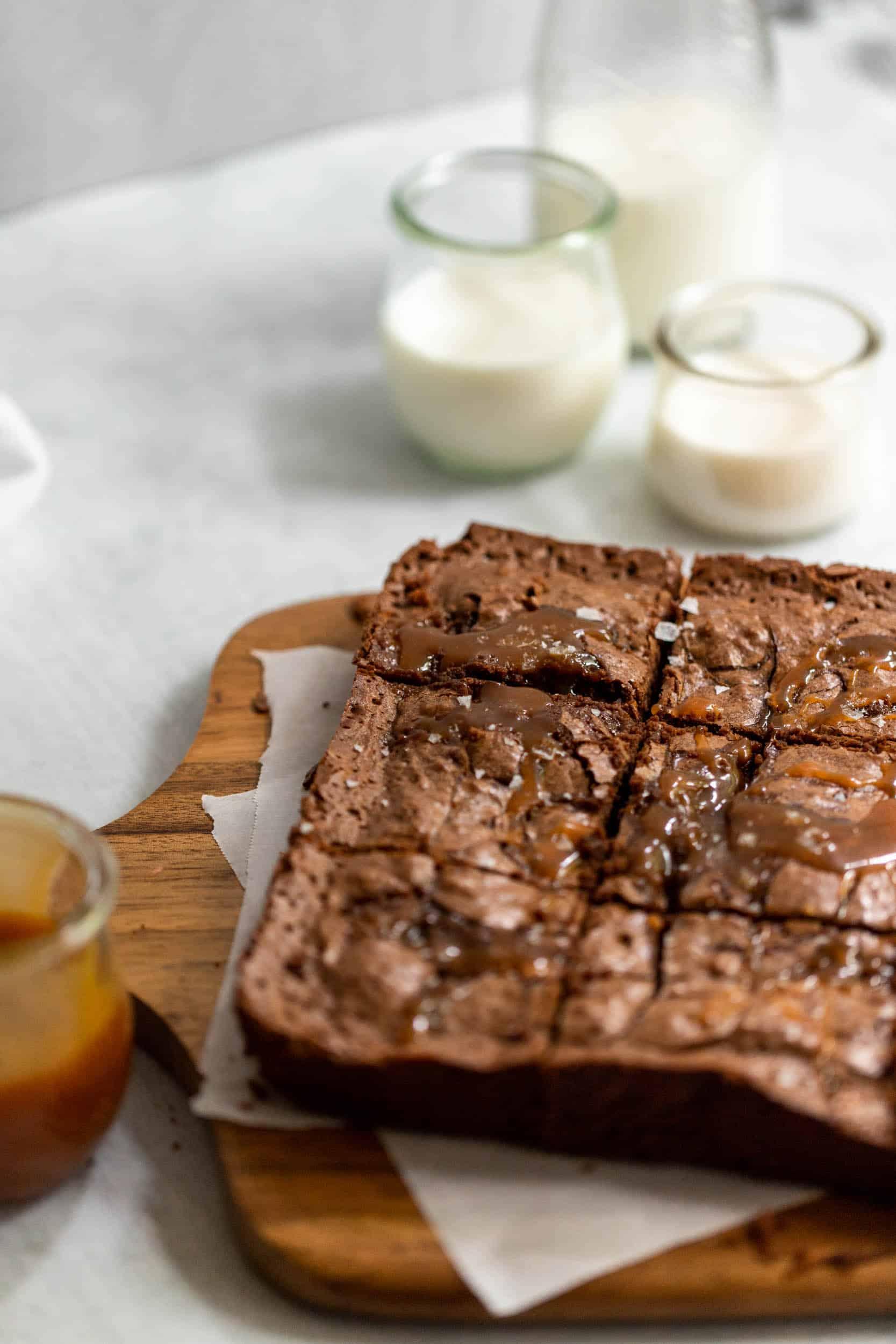 Brownies and Milk