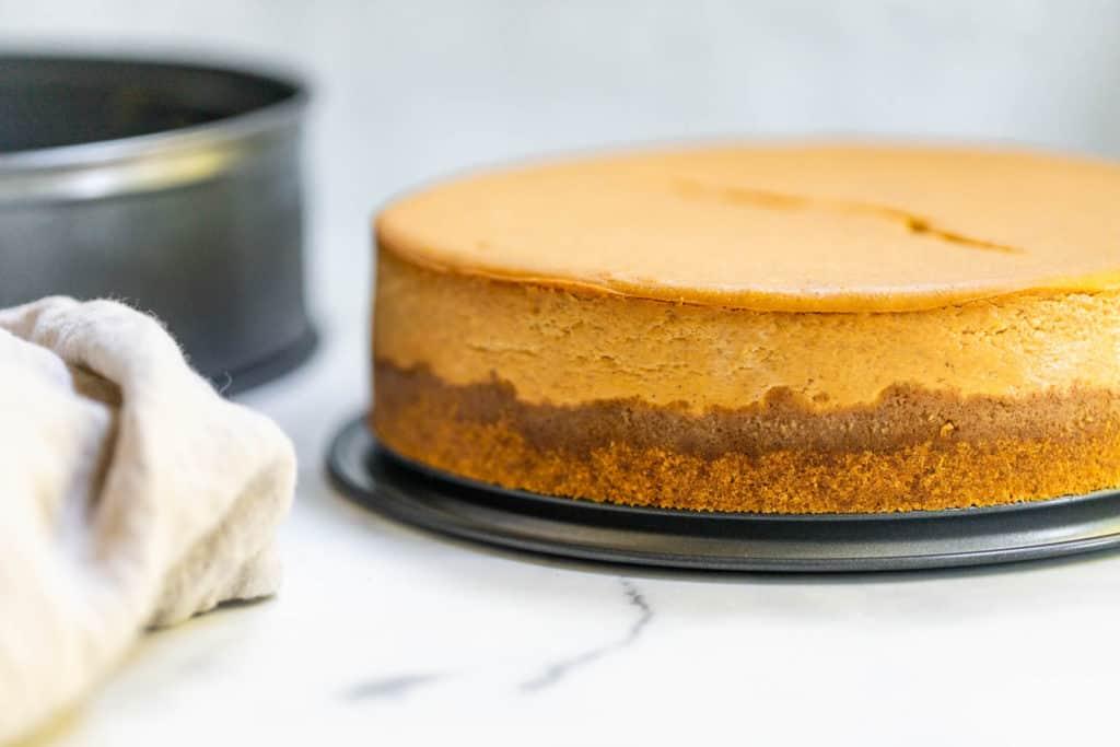 Nordic Ware Cheesecake