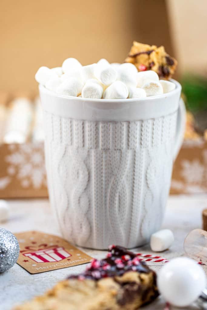 DIY Hot Chocolate Gift Box