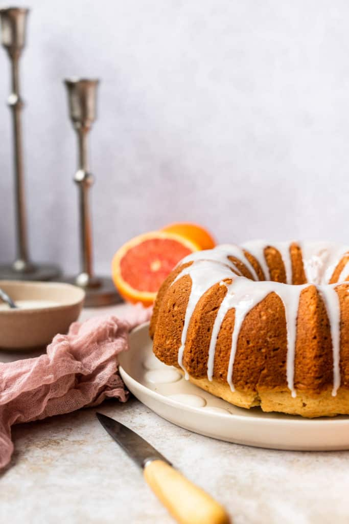 Cara Cara Orange Pound Cake
