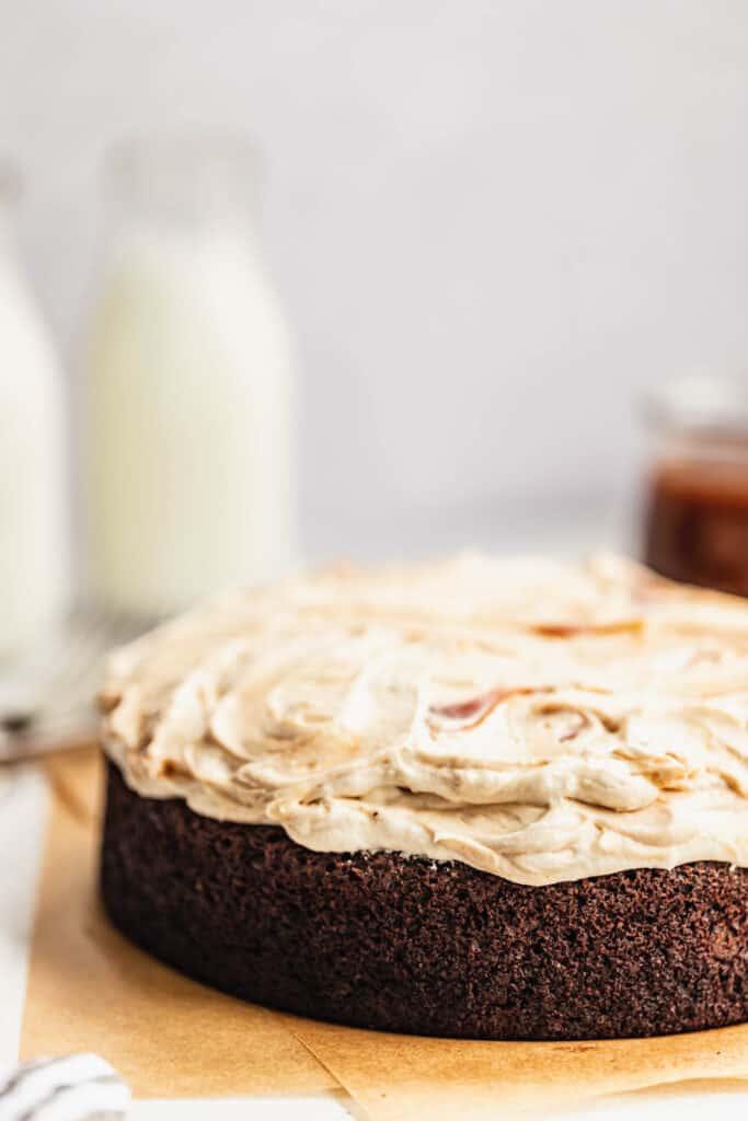 Chocolate Cake one layer