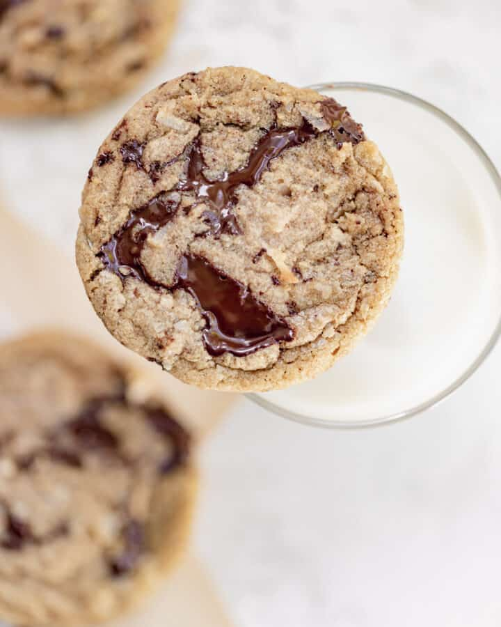 Brown Butter Coconut chocolate chip