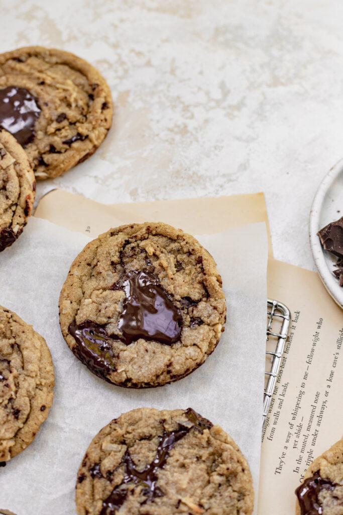 Gooey Cookies