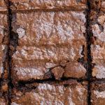 Crinkle Top Brownies