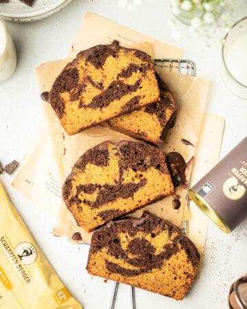 Chocolate Swirl Loaf